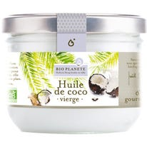 Huile coco vierge 20cl