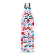 Bouteille isotherme inox flora 1L