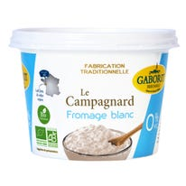 Fromage blanc campagnard 0% 500g