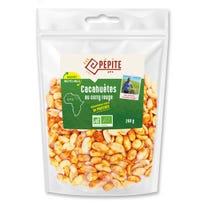 Cacahuète curry rouge Egypte 200g
