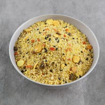 Couscous gingembre lupin
