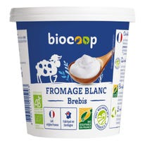 Fromage blanc brebis 4.5% MG 400g