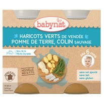 PDT haricots verts colin 2x200g