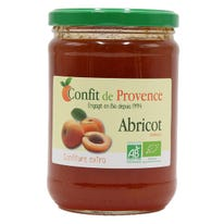 Confiture extra abricot 650g