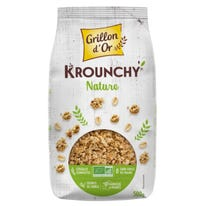 Krounchy nature