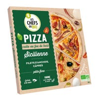 Pizza sicilienne 360g