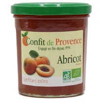 Confiture extra abricot 370g