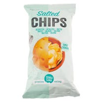 Chips natures 125g