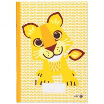 Cahier A5 Lion 48 pages