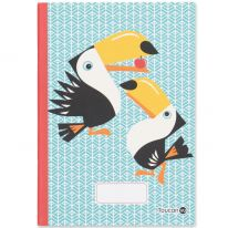 Cahier A5 Toucan 48 pages