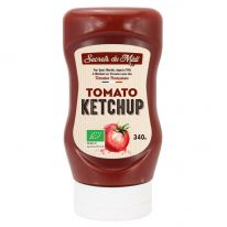 Ketchup sucre canne squeezer bio 340g