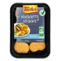 Nuggets veggie nature (7) 154g