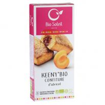 Keeny'bio confiture d'abricot 150g
