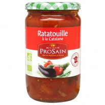 Ratatouille à la catalane