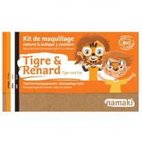 Kit maquillage enfant Tigre&Renard