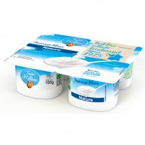 Fromage blanc nature 3.6%MG 4x100g