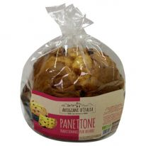 Panettone traditionnel pur beurre 750g