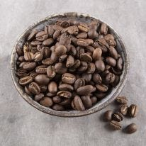 Café Guatemala grains