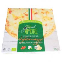Pizza 4 fromages 409g