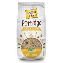 Porridge tournesol lin courges 375g