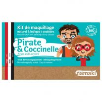 Kit maquillage enfant Pirate&Coccinelle