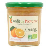 Confiture extra orange