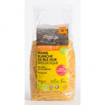 Penne blanches 1kg