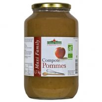 Compote pomme 1,7kg