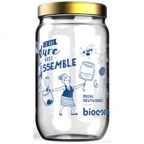 Bocal en verre 850ml