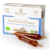 Relaxation optimale ampoule (10) 100ml
