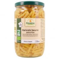 Haricot beurre extra fin 360g