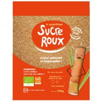 Sucre canne blond doypack 750g