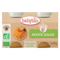 Patate douce pot 2x130g