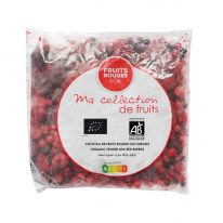 Cocktail fruits rouges 450g