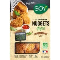 Nuggets veggie (6) 170g