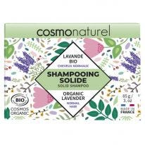 Shampooing solide cheveux normaux 85g