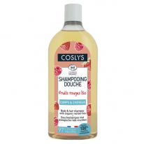 Shampooing douche 2 en 1 fruits rouges
